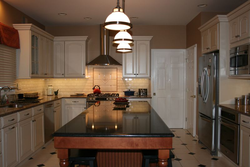 Green Kitchen Renovation 015