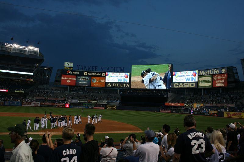 Yankees Game 163