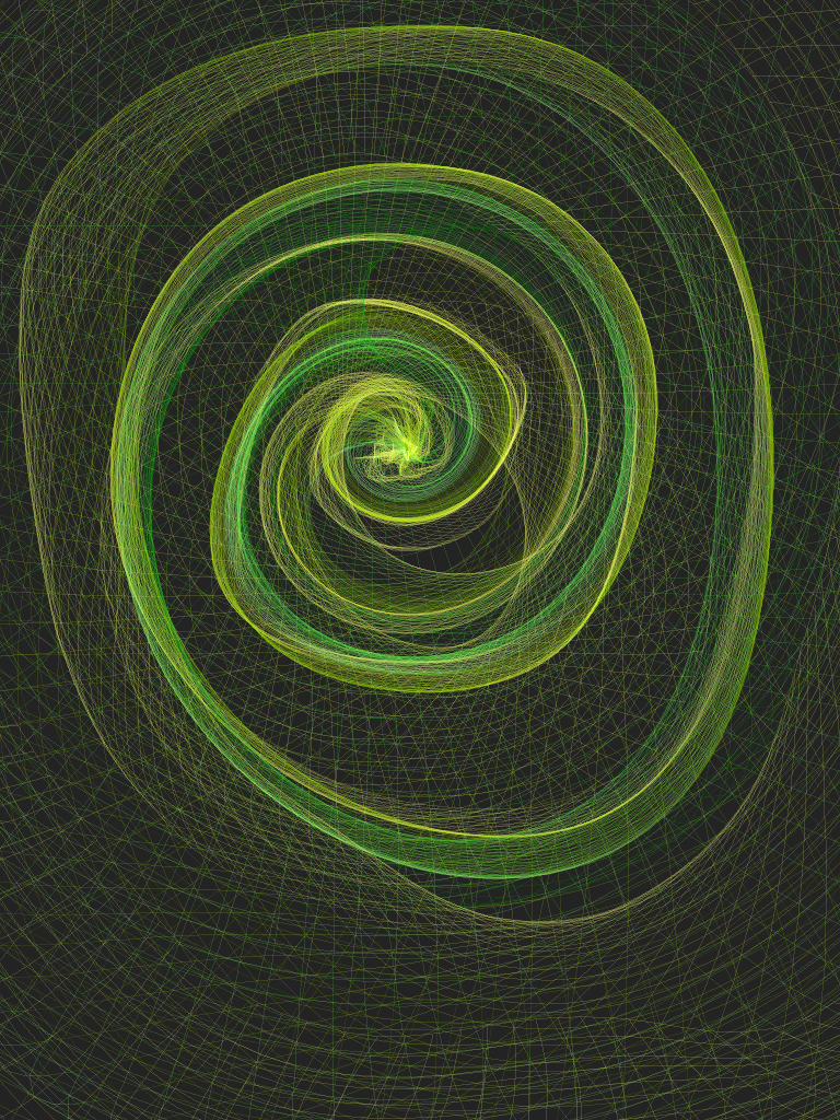 Trash spiral two