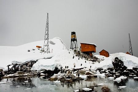 Tatiana Botton-Antarctica