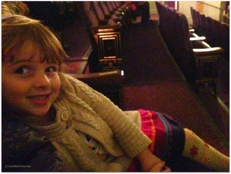 Daughter at concert1