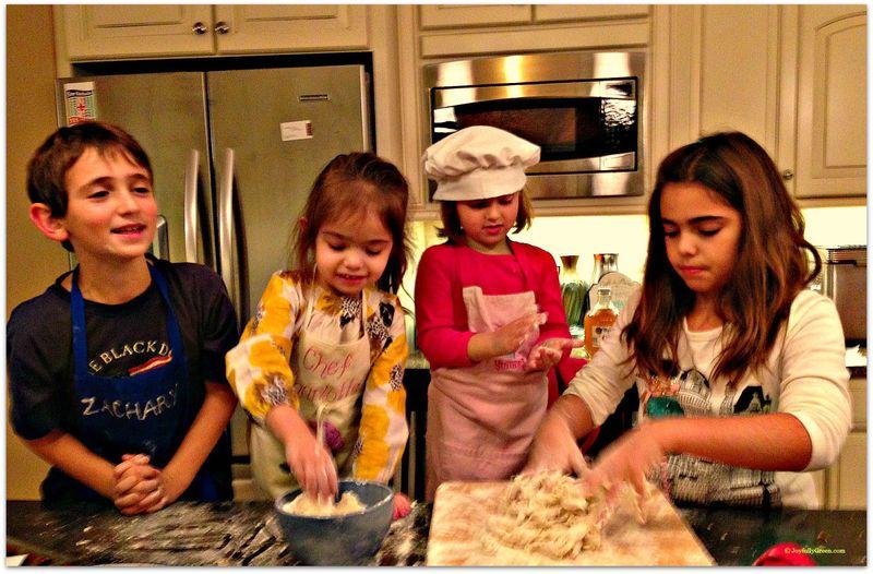 Baking bread 3a
