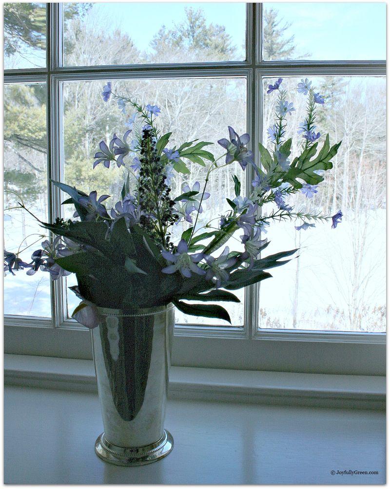 Vase at Wharton House