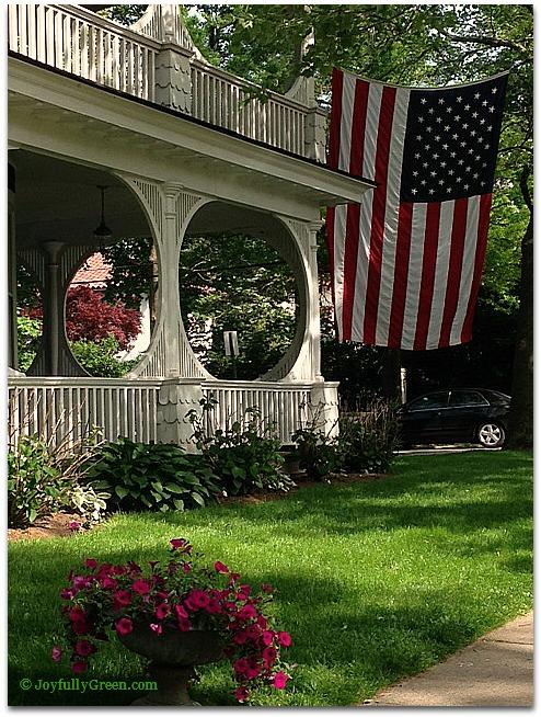 Memorial Day Flag 2a