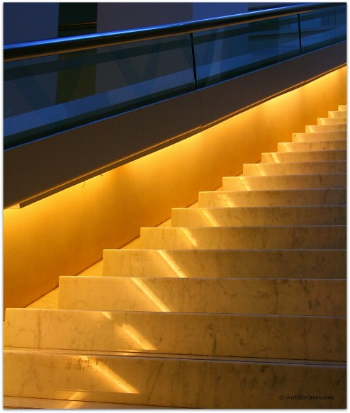 Mango Stairs © Joyfully Green