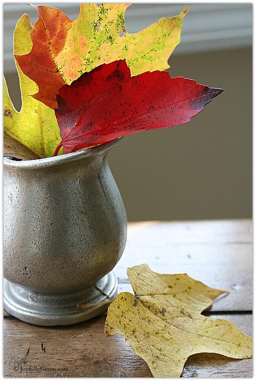Leaf Bouquet © Joyfully Green
