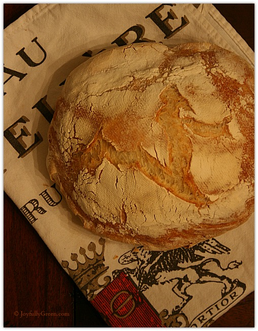 Homemade Bread by Joyfully Green LLC