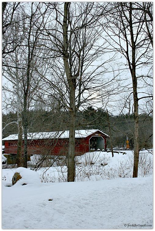 Vermont Covered Bridge 3 © Joyfully Green LLC