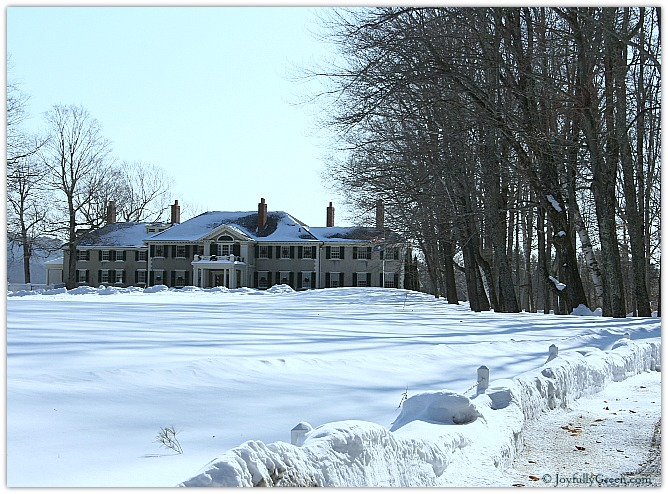 Hildene Exterior © Joyfully Green LLC