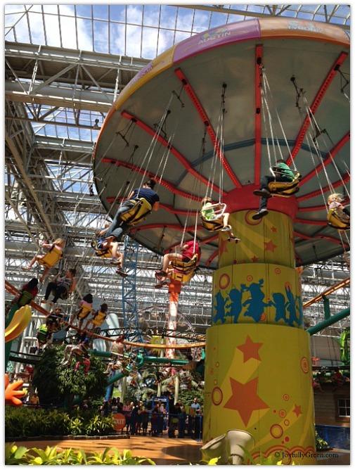 Mall of America Ride © Joyfully Green LLC