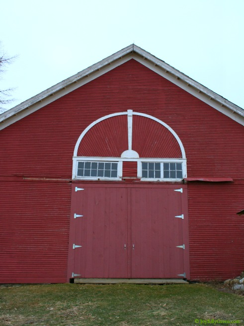 Vermont Barn IMG_2504 © Joy Sussman Joyfully Green LLC