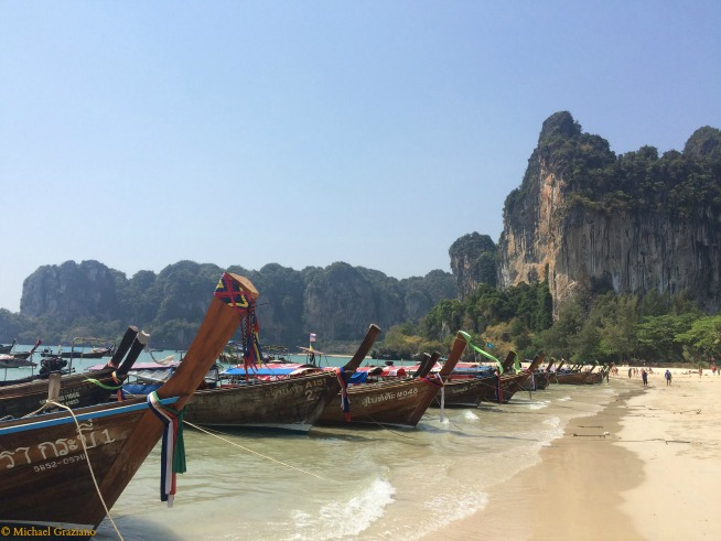 Thailand Boats March 27 © Michael Graziano