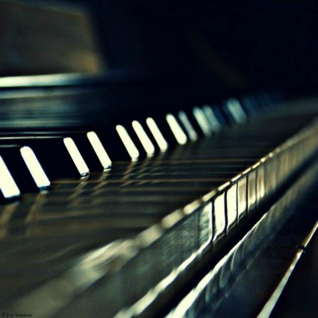 Piano Keys 654 © Joy Sussman