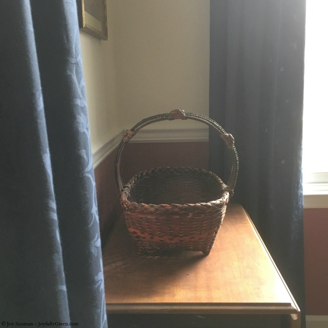 Basket 2 © Joy Sussman - Joyfully Green LLC