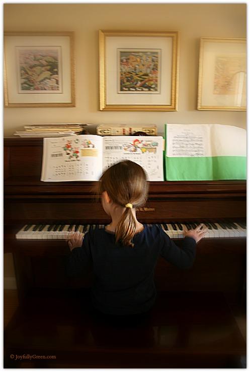 Piano Player Copyright Joyfully Green LLC
