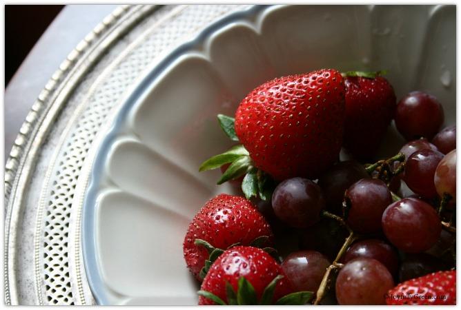Strawberries © Joyfully Green LLC