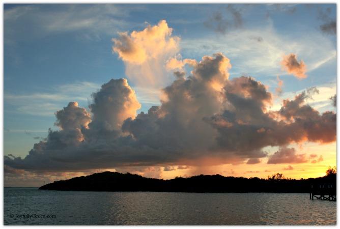 Beach Sunset © Joyfully Green LLC