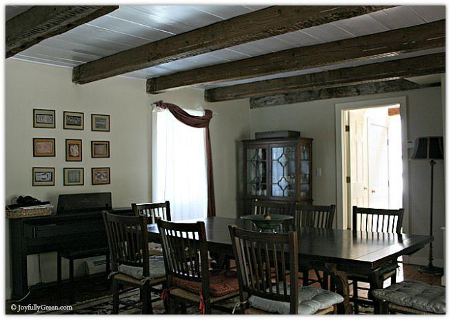 Country House Dining Room © Joyfully Green LLC