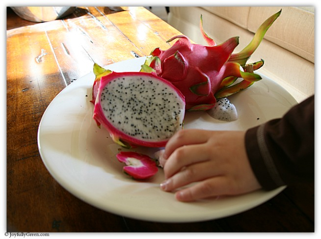 Dragon Fruit IMG_7467 © Joyfully Green LLC