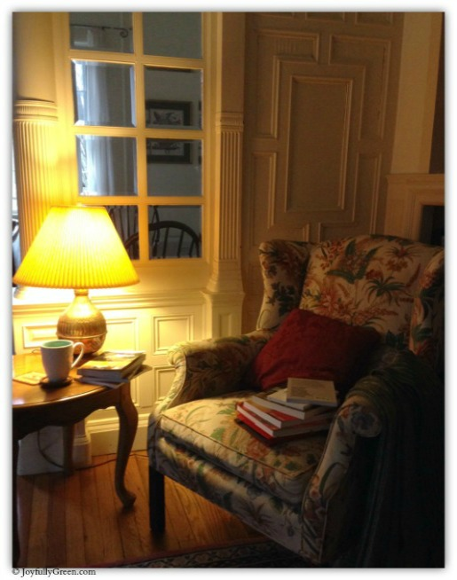 Great Barrington Cozy © Joyfully Green LLC