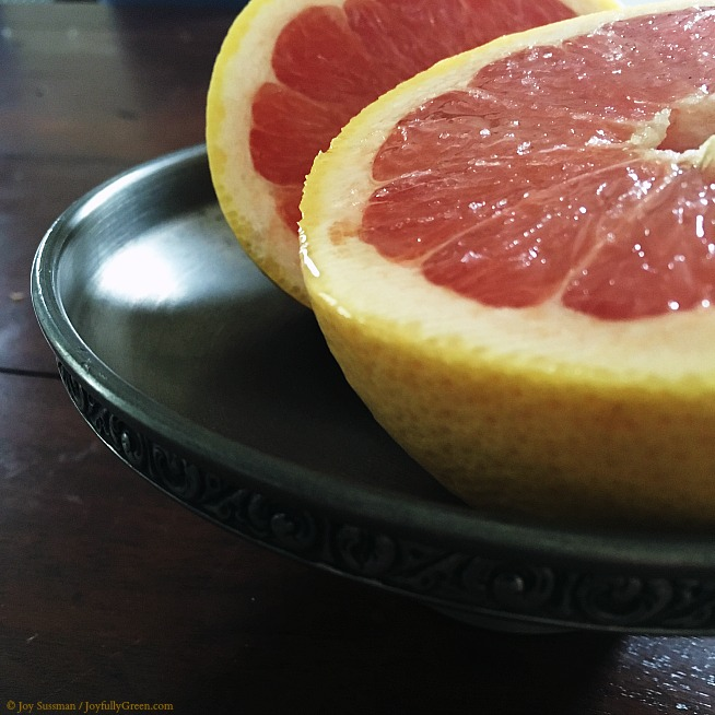 Grapefruit © Joy Sussman Joyfully Green LLC