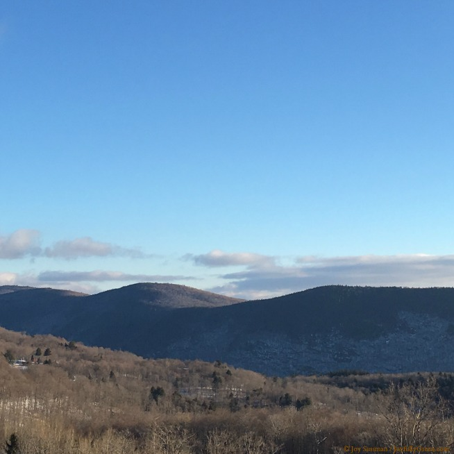 Killington View © Joy Sussman - Joyfully Green LLC