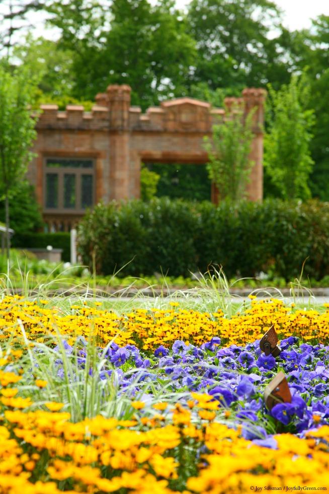 Mansion Grounds © Joy Sussman - Joyfully Green LLC