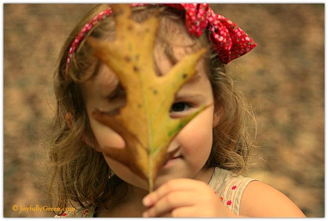 Leaf Mask © Joyfully Green