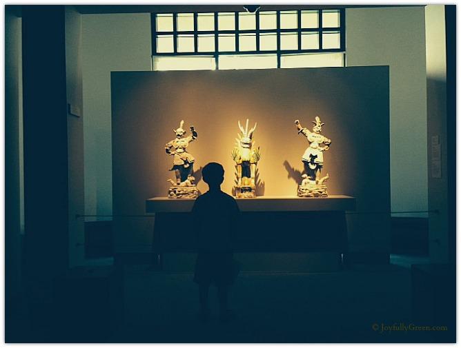 Art Museum by Joyfully Green LLC