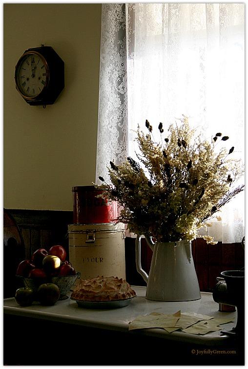 Hildene Kitchen © Joyfully Green LLC