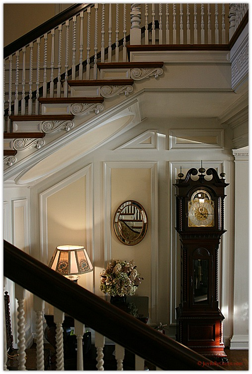 Hildene Foyer © Joyfully Green LLC