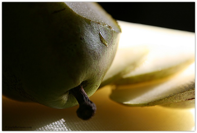 Pear © Joyfully Green LLC