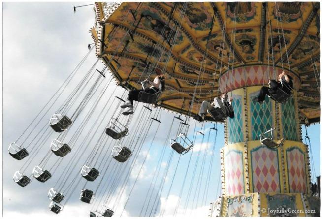 Paris Ride 2 © Joyfully Green LLC