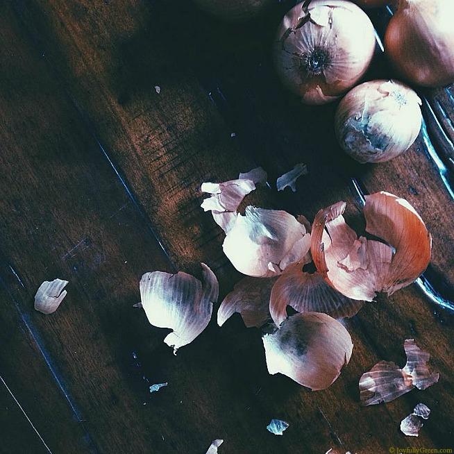 Onions © Joyfully Green LLC