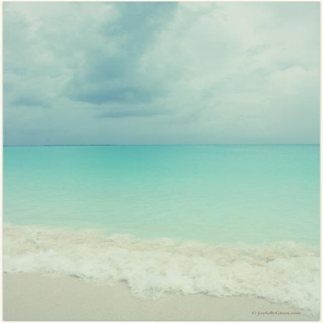 Bahamas Beach © Joyfully Green LLC