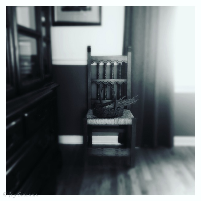 Pocket Photography Chair 654 © Joy Sussman